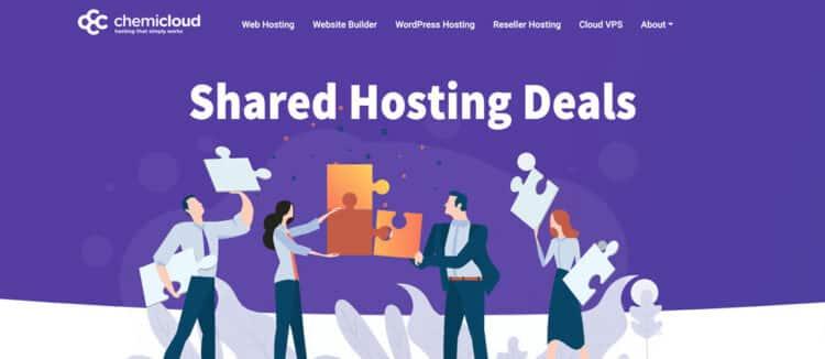 70% Off Shared Hosting