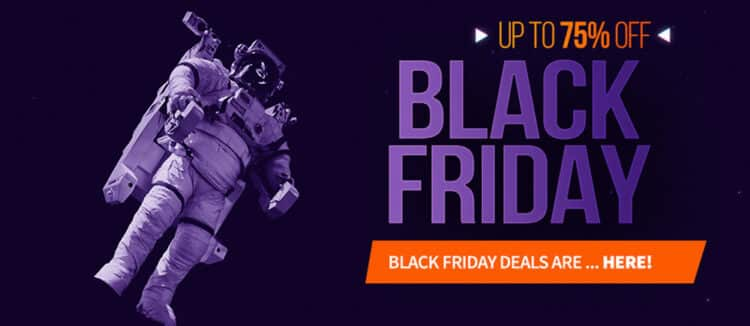 75% OFF ChemiCloud VPS coupon - Black Friday Deals
