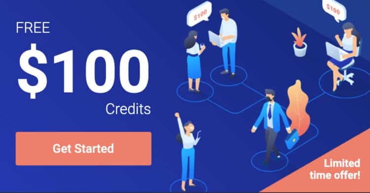 FREE $100 Vultr Promo Code